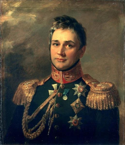 Доу Д. Ф. Портрет Михаила Семеновича Воронцова