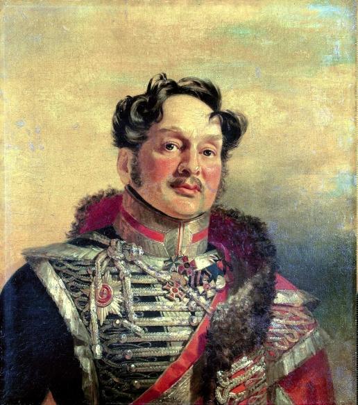 Доу Д. Ф. Портрет Михаила Ивановича Мезенцева