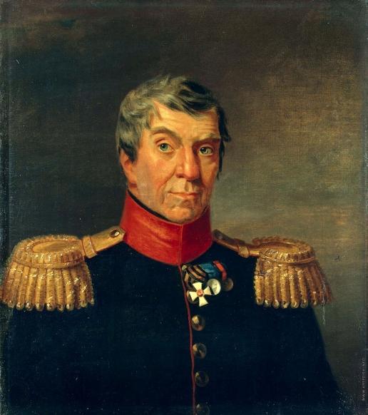 Доу Д. Ф. Портрет Михаила Андреевича Шкапского