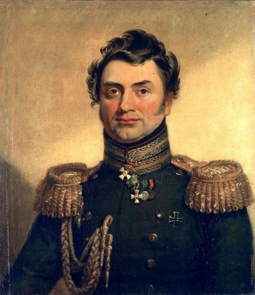 Доу Д. Ф. Портрет Матвея Евграфовича Храповицкого