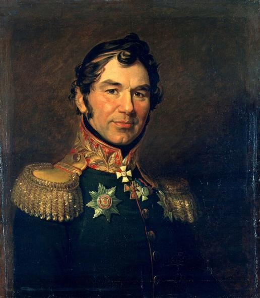 Доу Д. Ф. Портрет Максима Федоровича Ставицкого