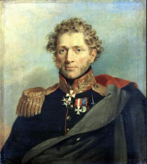 Доу Д. Ф. Портрет Людвига Вальмодена
