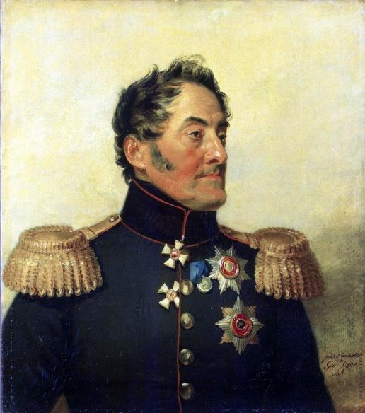 Доу Д. Ф. Портрет Льва Михайловича Яшвиля