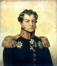 Доу Д. Ф. Портрет Кирилла Федоровича Казачковского