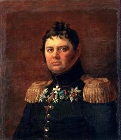 Доу Д. Ф. Портрет Карла Федоровича Левенштерна