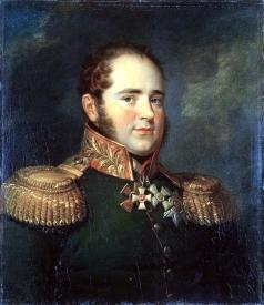 Доу Д. Ф. Портрет Карла Федоровича Багговута