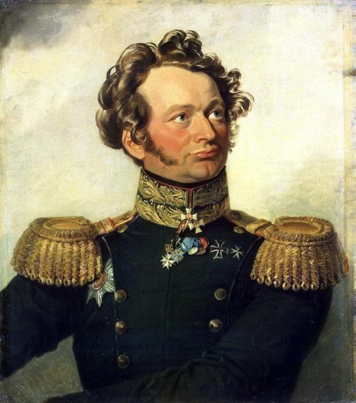 Доу Д. Ф. Портрет Карла Ивановича Бистрома