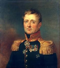 Доу Д. Ф. Портрет Карла Густавовича Сталя