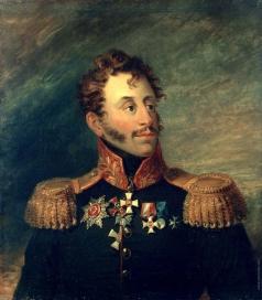 Доу Д. Ф. Портрет Карла Богдановича фон Кнорринга