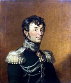 Доу Д. Ф. Портрет К.Ф. Клодта фон Юргенсбурга