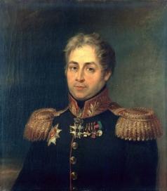 Доу Д. Ф. Портрет Иосифа Карловича Соколовского