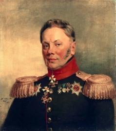 Доу Д. Ф. Портрет Ильи Михайловича Дуки