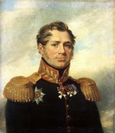 Доу Д. Ф. Портрет Игнатия Петровича Россия