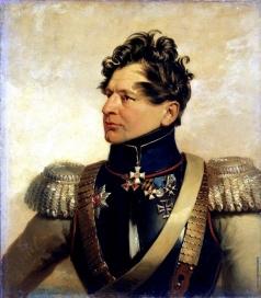 Доу Д. Ф. Портрет Ивана Сергеевича Леонтьева