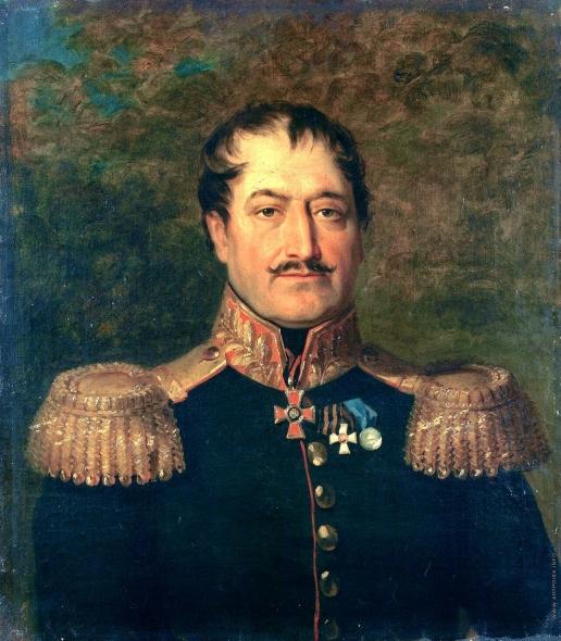Доу Д. Ф. Портрет Ивана Семеновича Жевахова