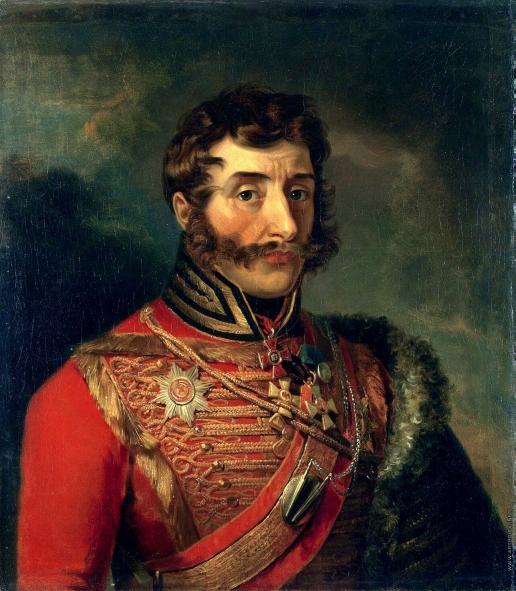 Доу Д. Ф. Портрет Ивана Семеновича Дорохова