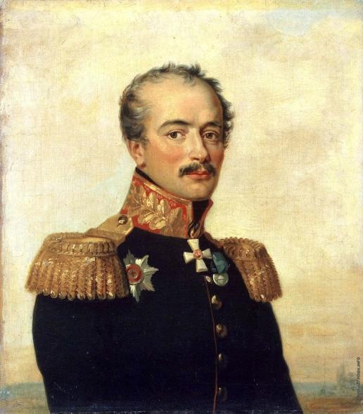 Доу Д. Ф. Портрет Ивана Михайловича Вадбольского