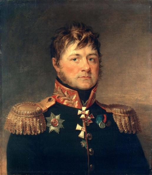 Доу Д. Ф. Портрет Ивана Лаврентьевича Поля