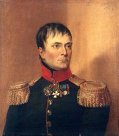 Доу Д. Ф. Портрет Ивана Ивановича Палицына