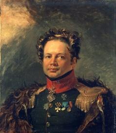 Доу Д. Ф. Портрет Ивана Захаровича Ершова