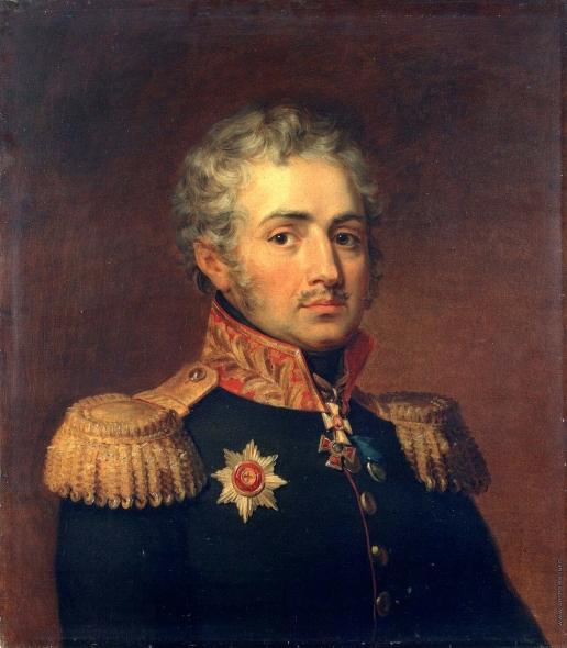 Доу Д. Ф. Портрет Ивана Егоровича Шевича