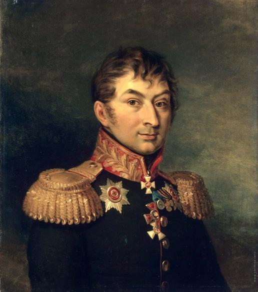 Доу Д. Ф. Портрет Ивана Давыдовича Панчулидзева
