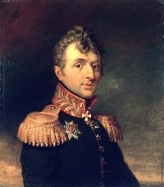 Доу Д. Ф. Портрет Ивана Васильевича Мантейфеля