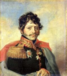 Доу Д. Ф. Портрет Ивана Васильевича Аргамакова
