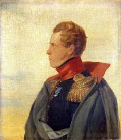 Доу Д. Ф. Портрет Ивана Богдановича Ререна