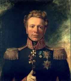 Доу Д. Ф. Портрет Ивана Андреевича Ливена