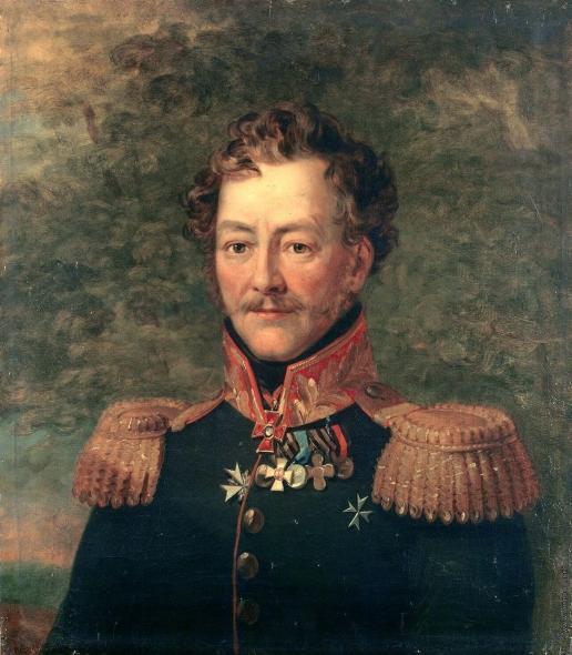 Доу Д. Ф. Портрет Ивана Андреевича Аргамакова