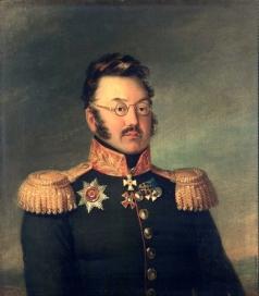 Доу Д. Ф. Портрет Ивана Алексеевича Хрущова