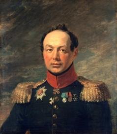Доу Д. Ф. Портрет Ивана Александровича Набокова
