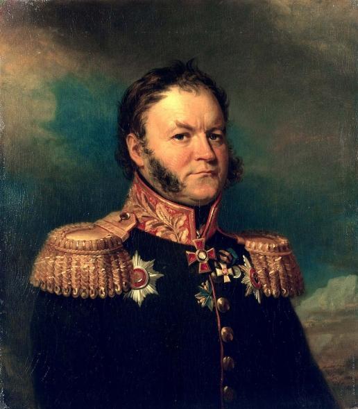 Доу Д. Ф. Портрет Ивана Александровича Вельяминова