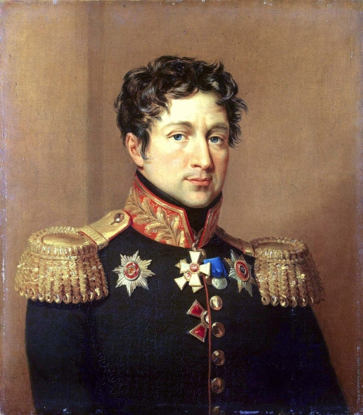 Доу Д. Ф. Портрет Захара Дмитриевича Олсуфьева