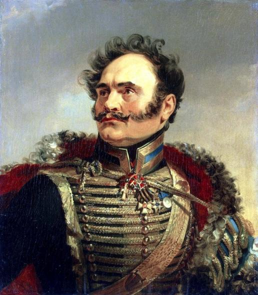 Доу Д. Ф. Портрет Егора Федоровича Сталя