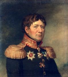 Доу Д. Ф. Портрет Егора Максимовича Пиллара