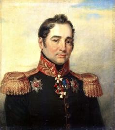 Доу Д. Ф. Портрет Егора Ивановича Властова