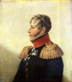 Доу Д. Ф. Портрет Егора Андреевича Ахте