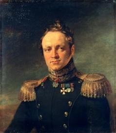 Доу Д. Ф. Портрет Евгения Александровича Головина