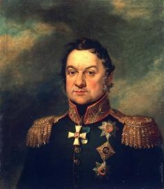 Доу Д. Ф. Портрет Дмитрия Сергеевича Дохтурова