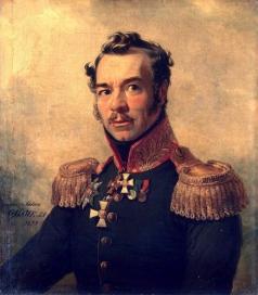 Доу Д. Ф. Портрет Дмитрия Михайловича Юзефовича
