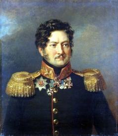 Доу Д. Ф. Портрет Дмитрия Львовича Игнатьева