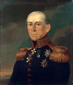 Доу Д. Ф. Портрет Дмитрия Ильича Пышницкого