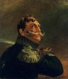 Доу Д. Ф. Портрет Дмитрия Ефимовича Кутейникова