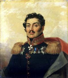 Доу Д. Ф. Портрет Дмитрия Дмитриевича Шепелева