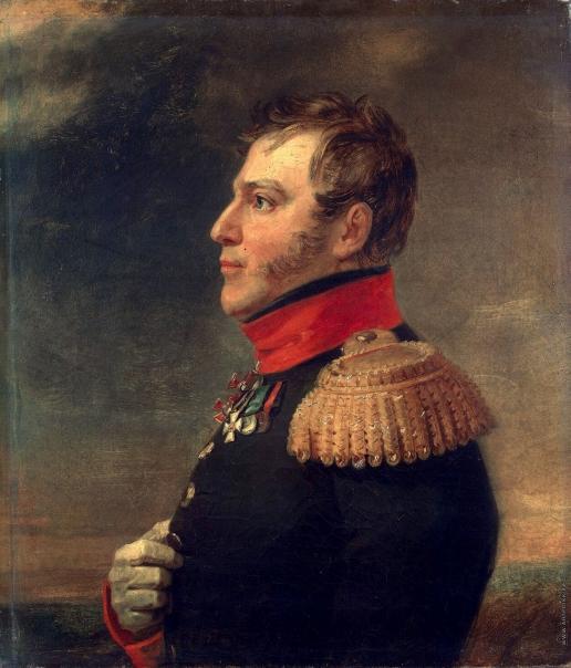 Доу Д. Ф. Портрет Густава Христиановича Шеле