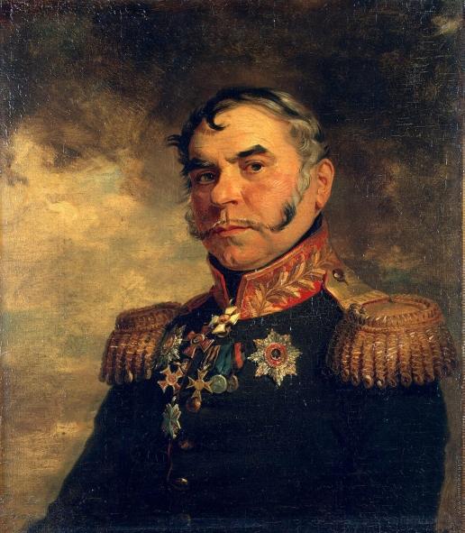 Доу Д. Ф. Портрет Григория Ивановича Лисаневича