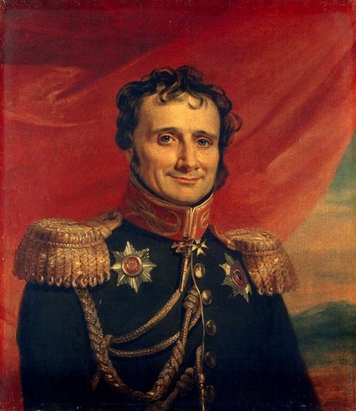 Доу Д. Ф. Портрет Генриха Вениаминовича Жомини