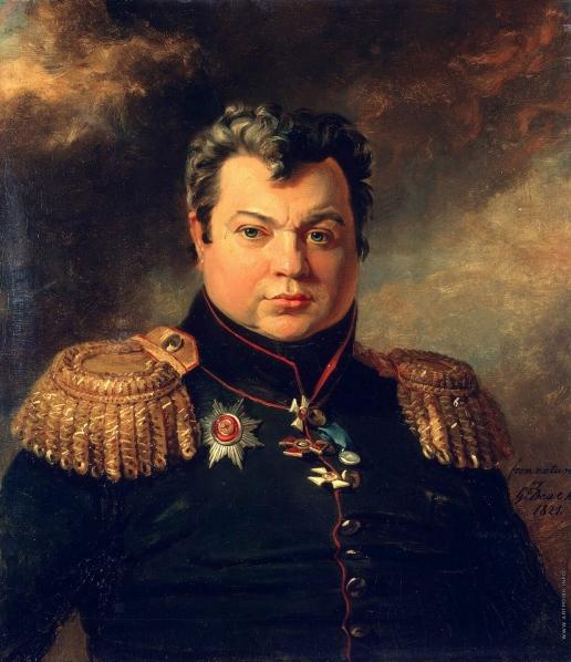 Доу Д. Ф. Портрет Гавриила Петровича Веселитского